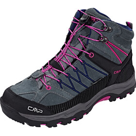CMP Campagnolo Rigel Mid WP Shoes Children grey/pink